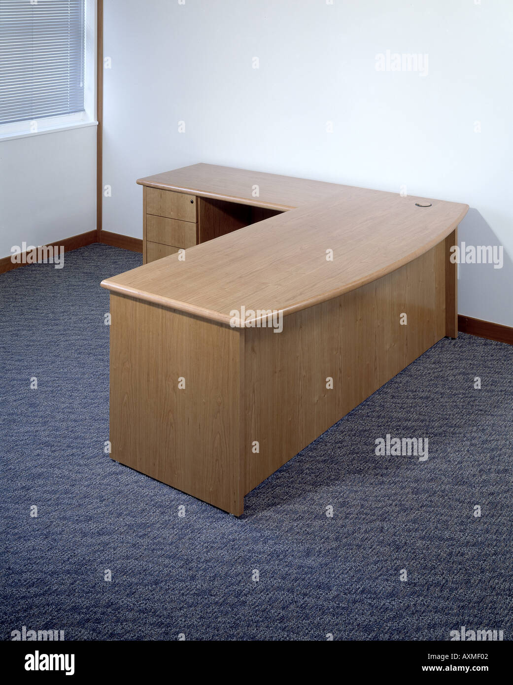OFFICE FURNITURE AES - Stock Image