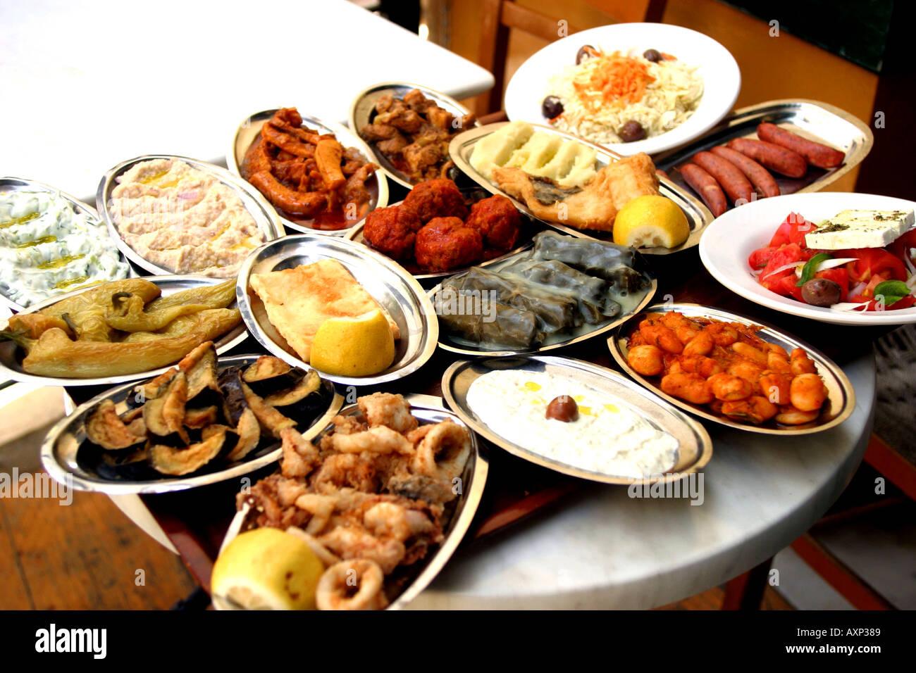 Plaka Street Food