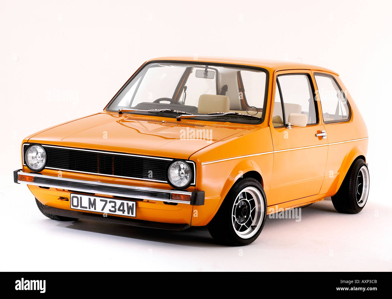 Vw Golf Mk1 High Resolution Stock Photography And Images Alamy