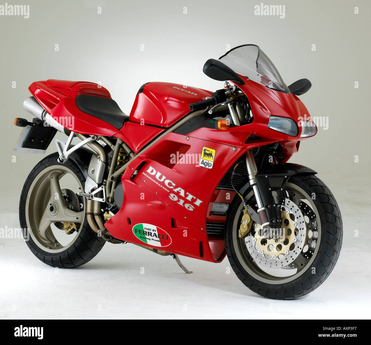 1995 Ducati 916 - Stock Image