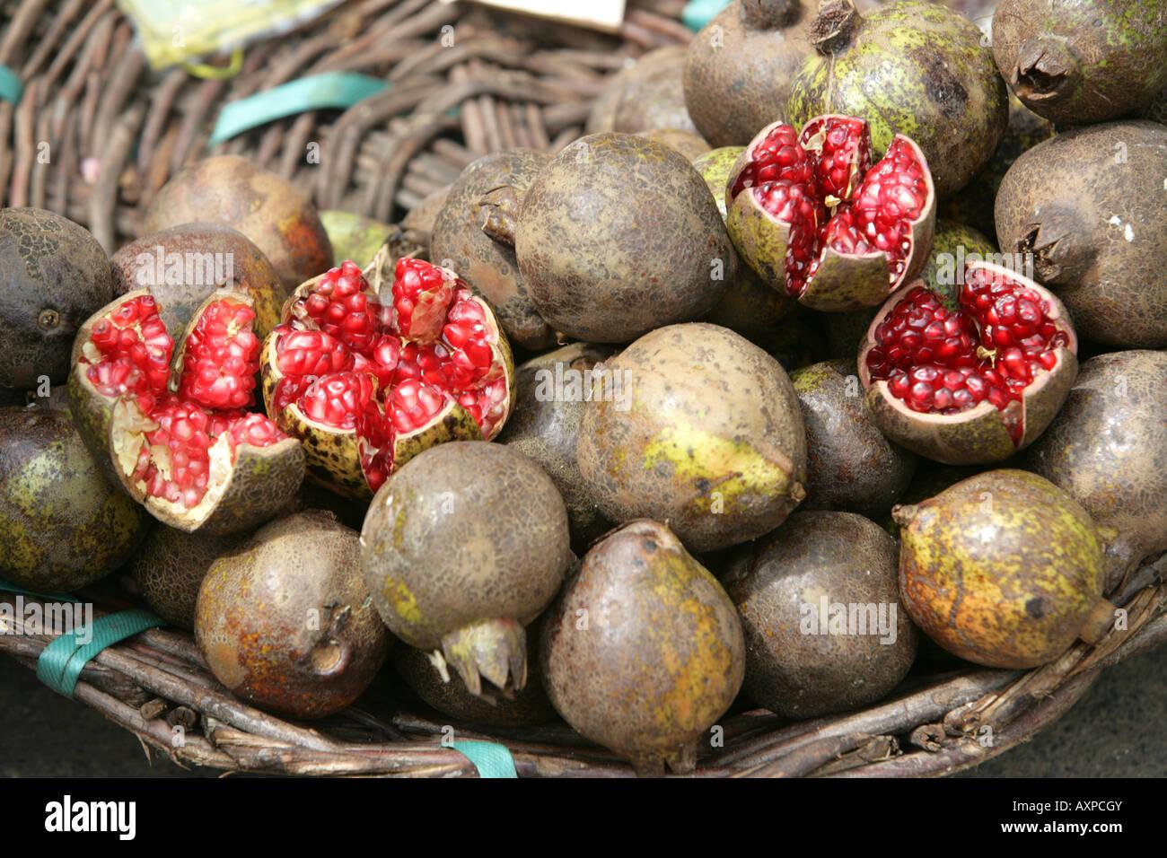 IND India Kerala Trivandrum Vegetable and fruit market ...Kerala Vegetable Market