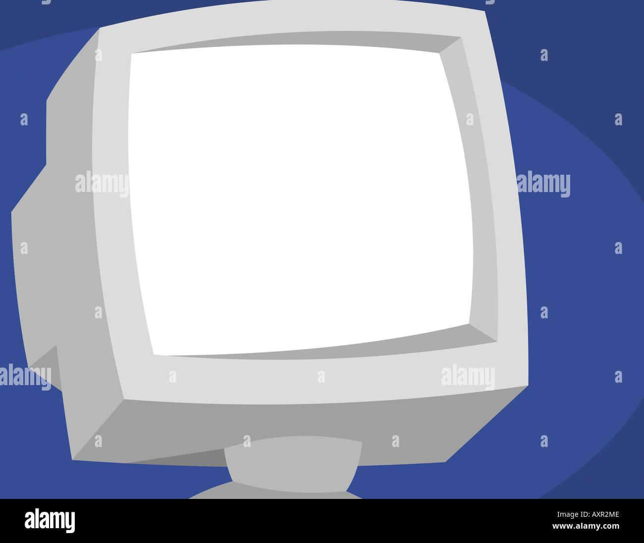 Computer illustration - Stock Image