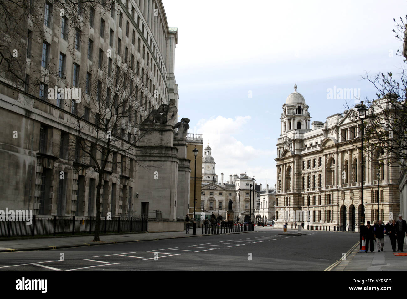 ministry of defence government london uk - Stock Image