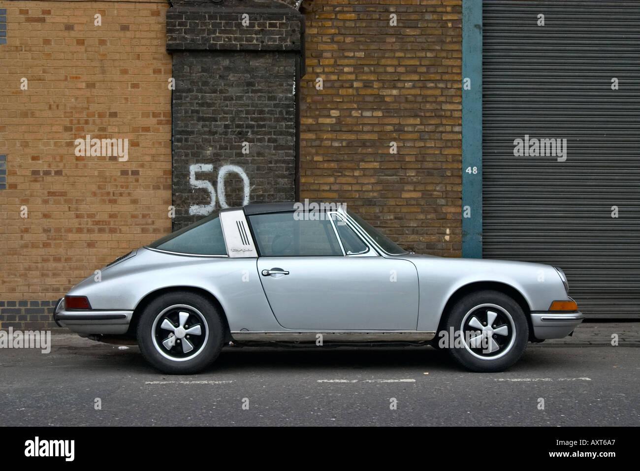 Porsche 911 - Stock Image