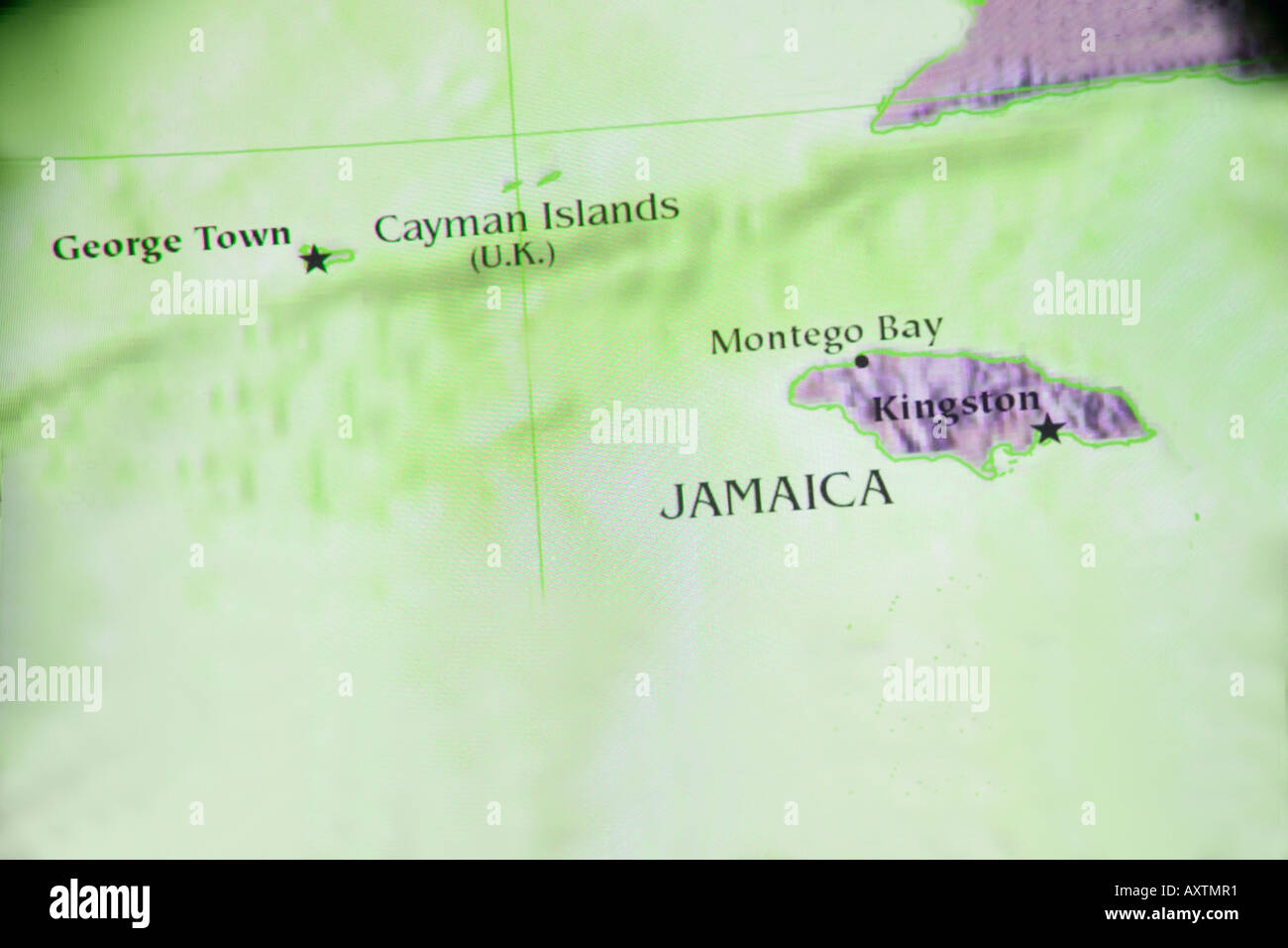 Close-up map showing the countries Jamaica and the Cayman ... on greece map, caribbean island cruise, caribbean island names, jamaica map, tanzania map, bahrain map, virgin islands map, south america map, puerto rico map, dominican republic map, central america map, belgium map, panama map, netherlands map, georgia map, san juan islands map, iraq map, brazil map, japan map, italy map,