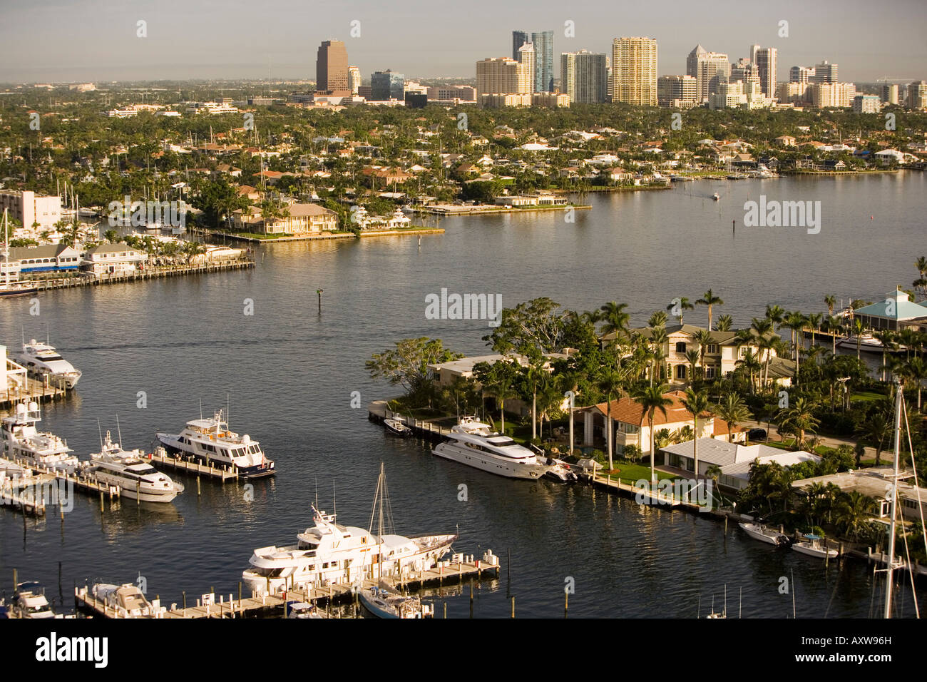 Fort Lauderdale, Florida, United States of America, North America Stock Photo