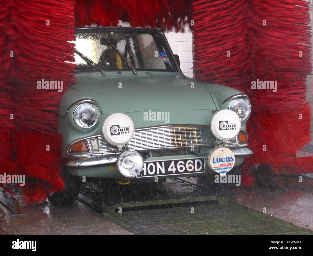 Mint car wash