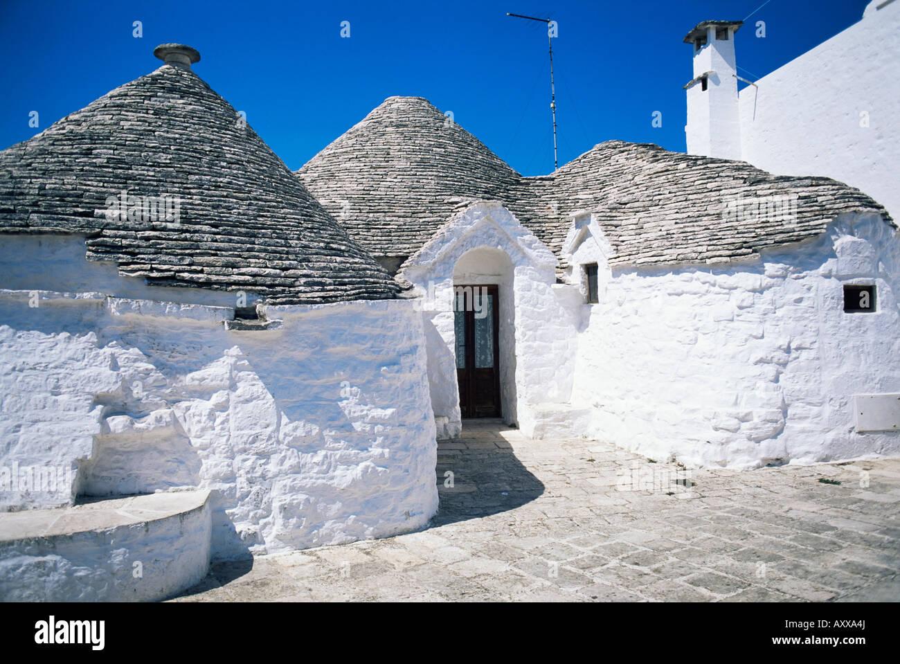 Trulli Alberobello Unesco World Heritage Site Puglia Italy