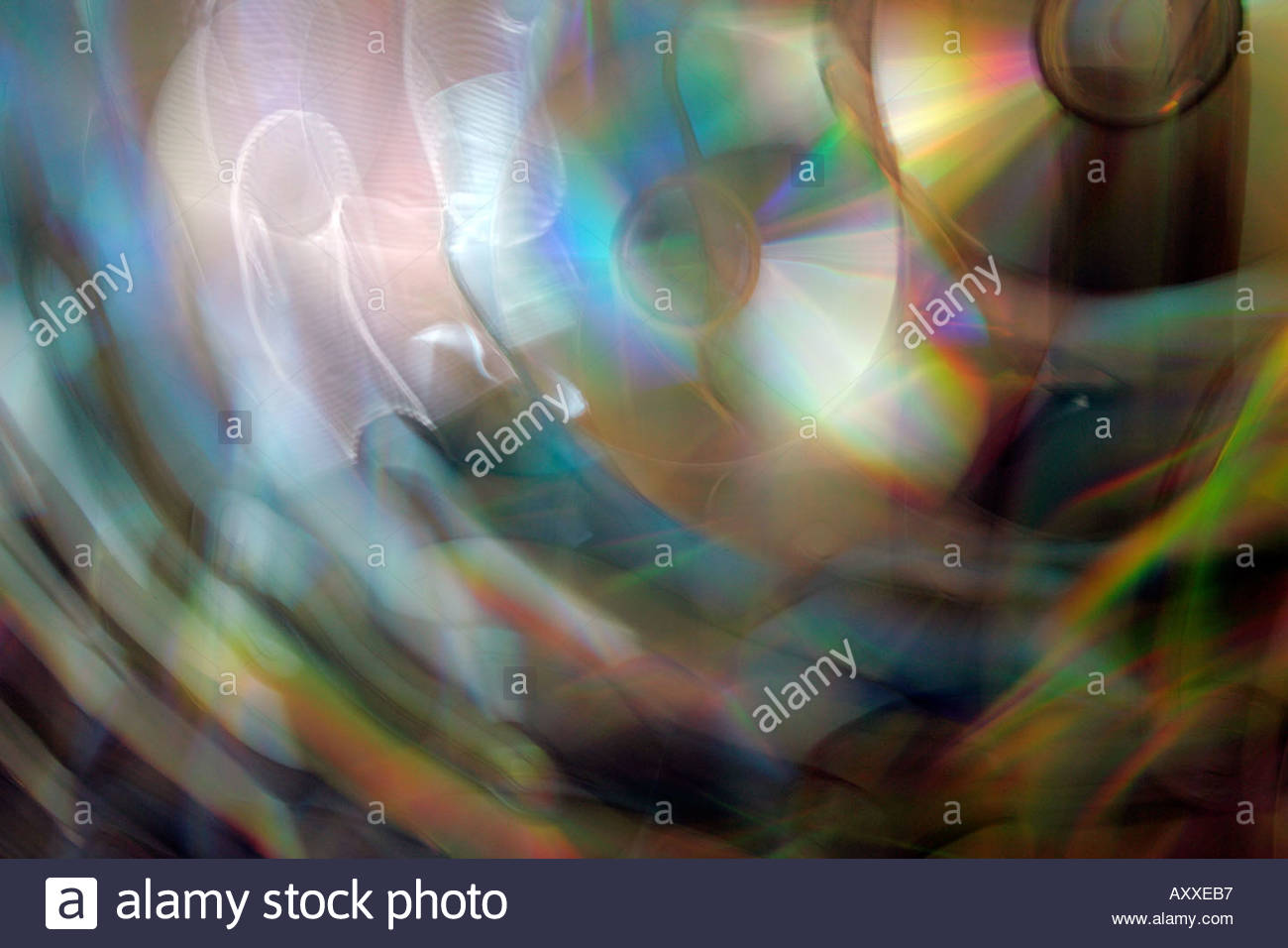 CD s - Stock Image