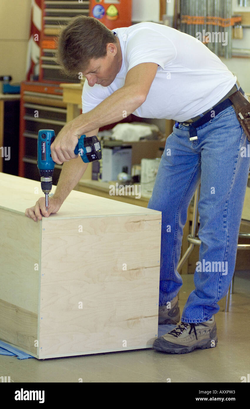 Carpentry Carpenter Woodworker Woodworking Wooden: Fatening Stock Photos & Fatening Stock Images