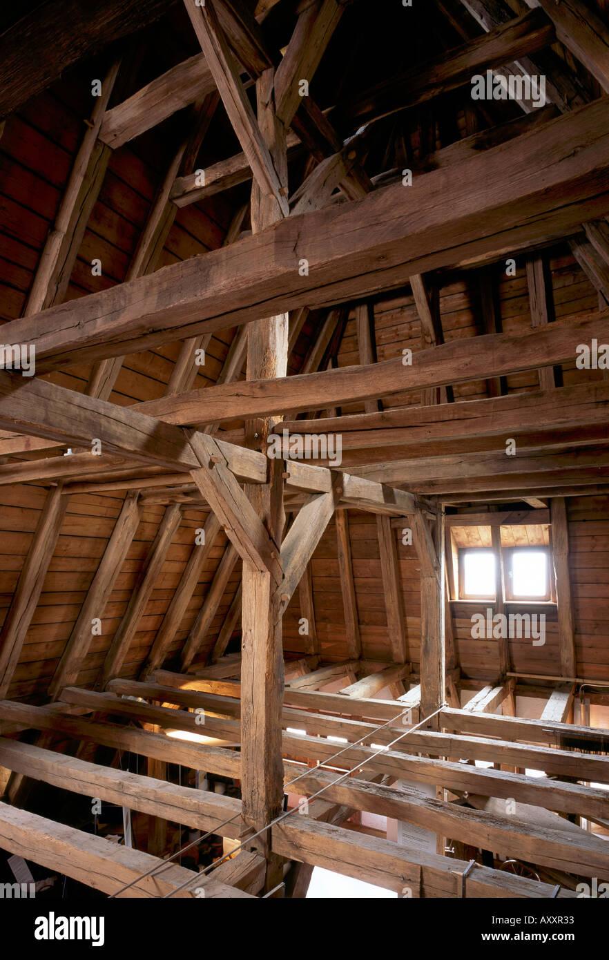holzwurm dachstuhl excellent links im inneren dachraum die heiluft verteilt sich durch. Black Bedroom Furniture Sets. Home Design Ideas