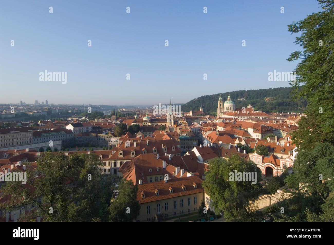 Prague, Czechoslovakian Republic - Stock Image