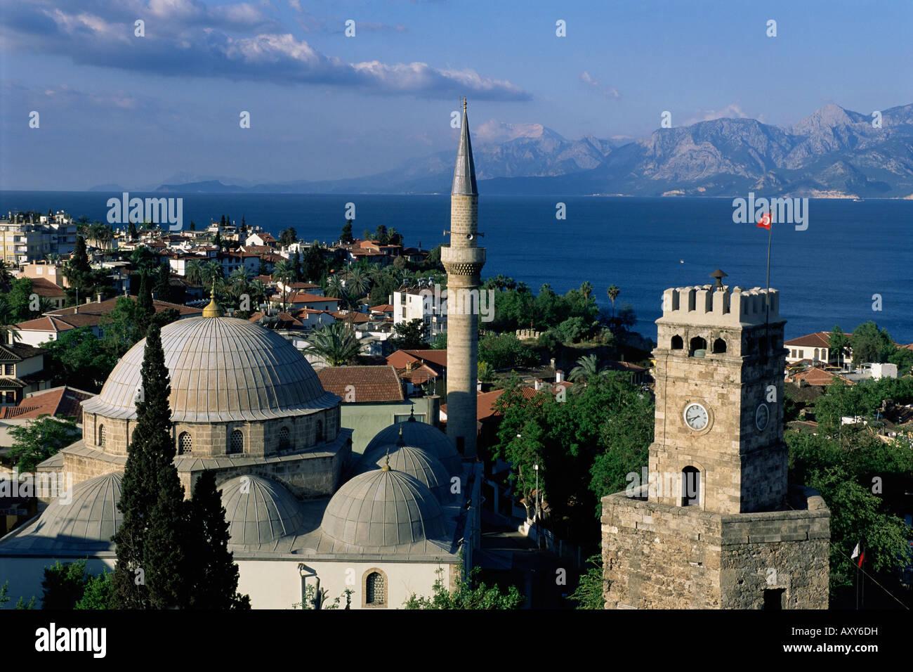 Antalya, Lycia, Anatolia, Turkey, Asia Minor, Asia - Stock Image