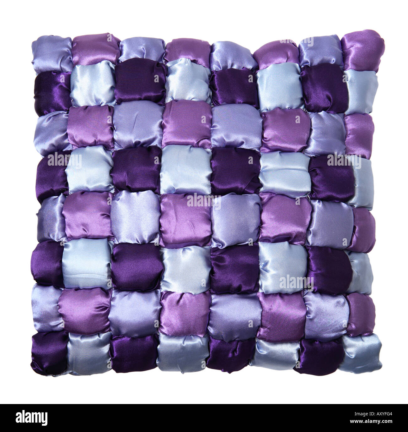Square Pillow - Stock Image