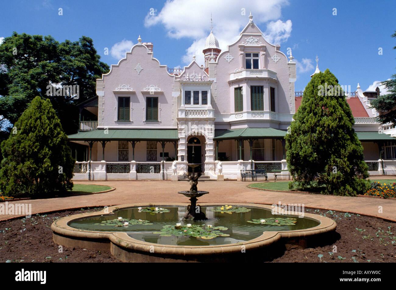 Pretoria, Melrose Haus, Totale - Stock Image