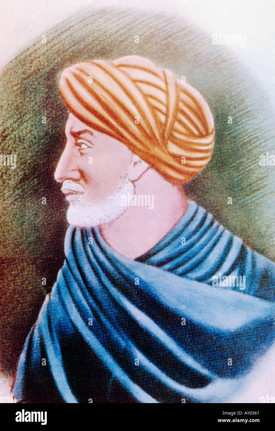 Ibn Khaldun 1332 1395 Ad Historian Sociology Aka Abd Al rahman Ibn Mohammad  Know As Ibn