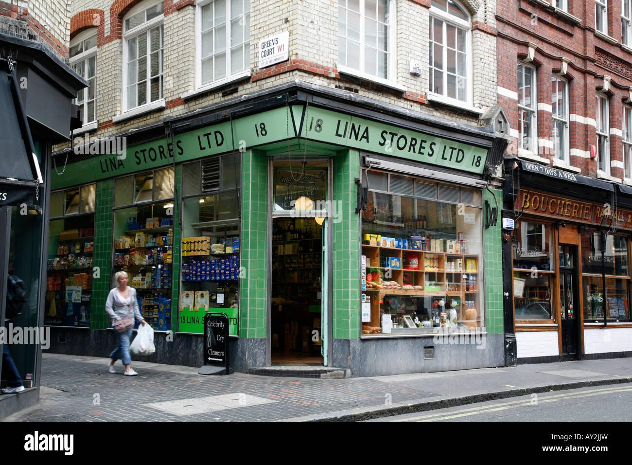 Italian Cafe London