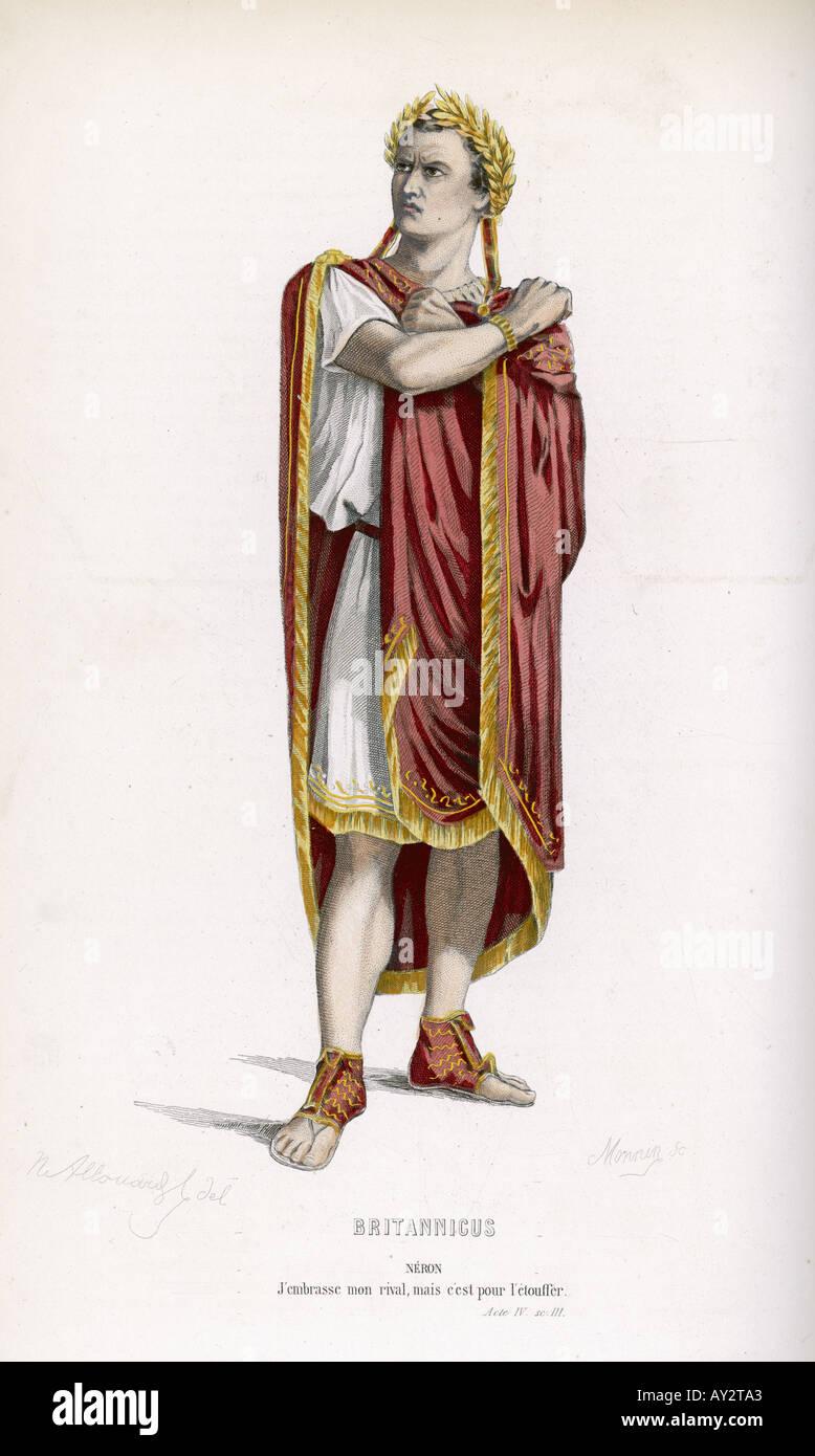 Racine Nero - Stock Image