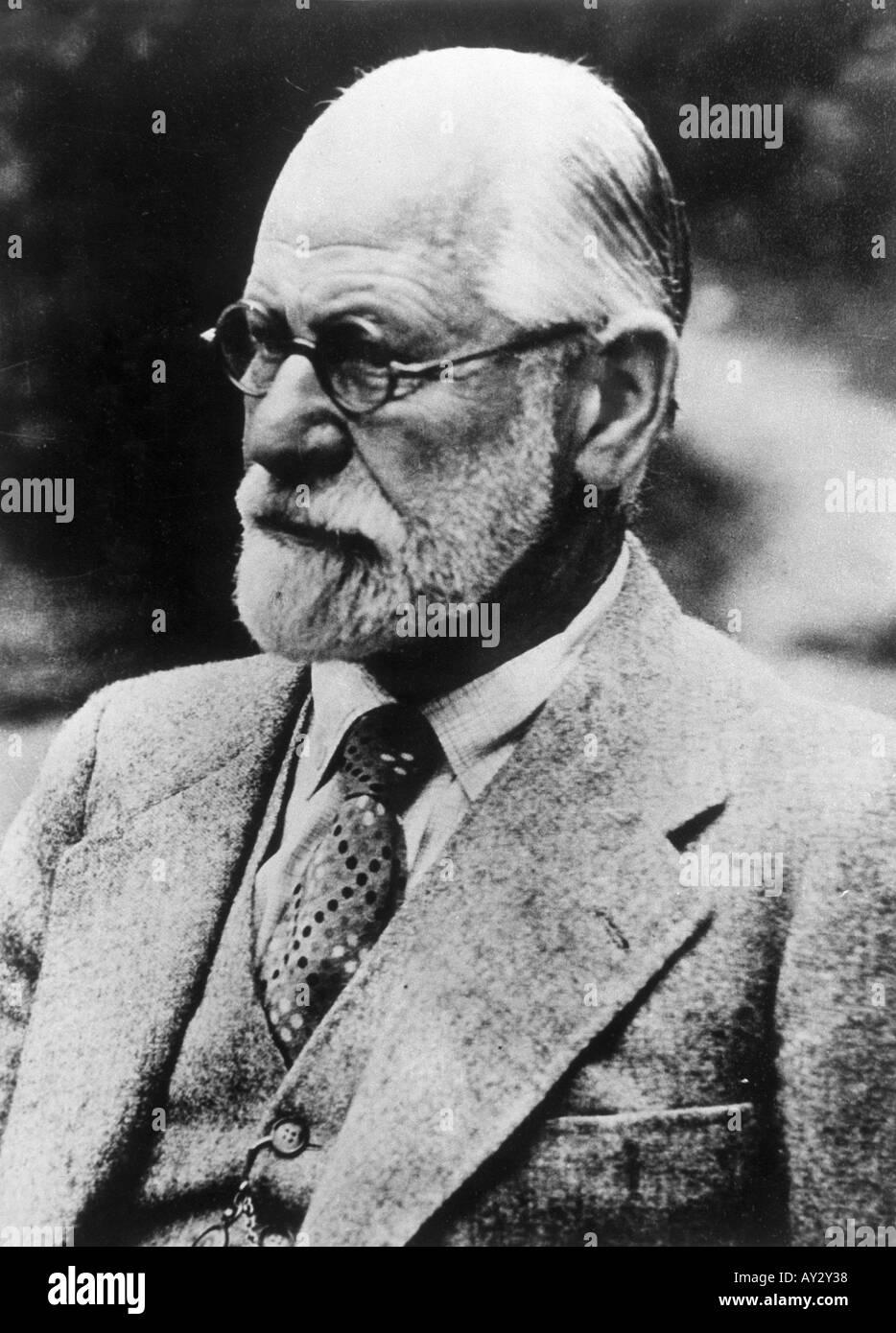 Sigmund Freud 1931 16b - Stock Image