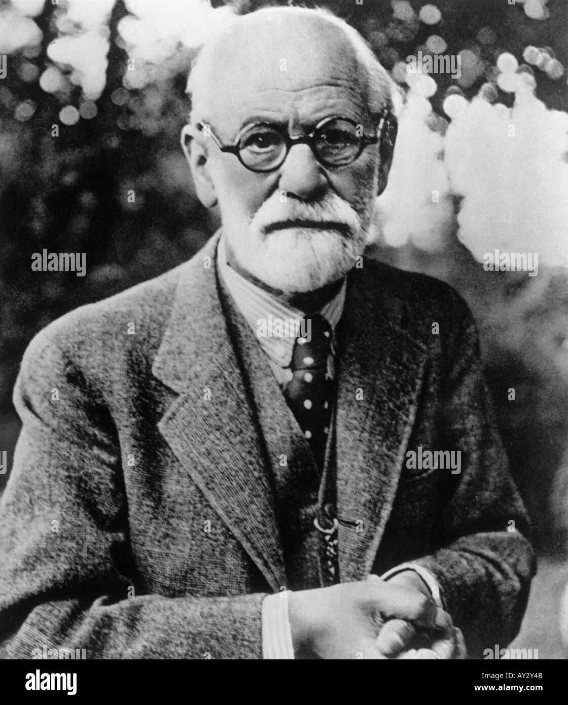 Sigmund Freud 1939 34 - Stock Image