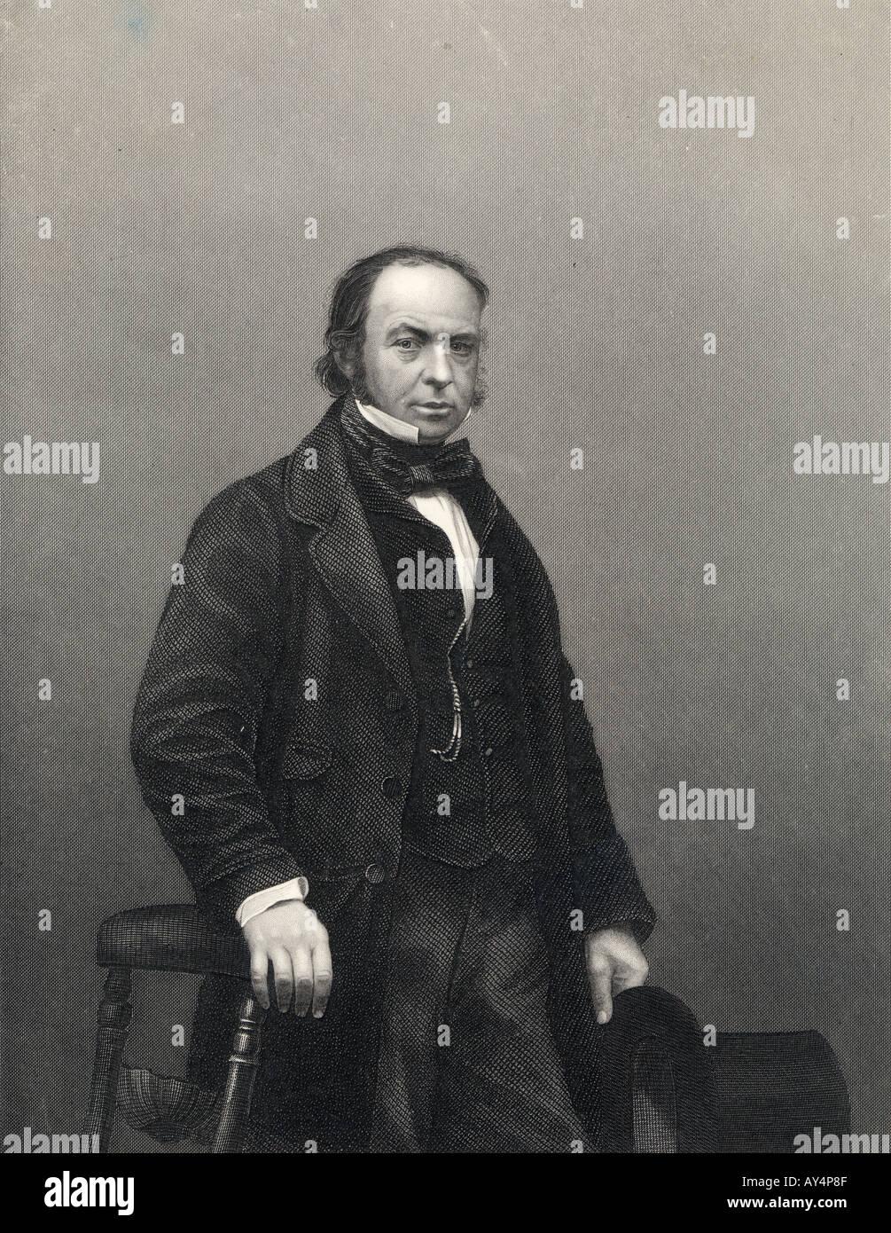 I K Brunel Mayall - Stock Image