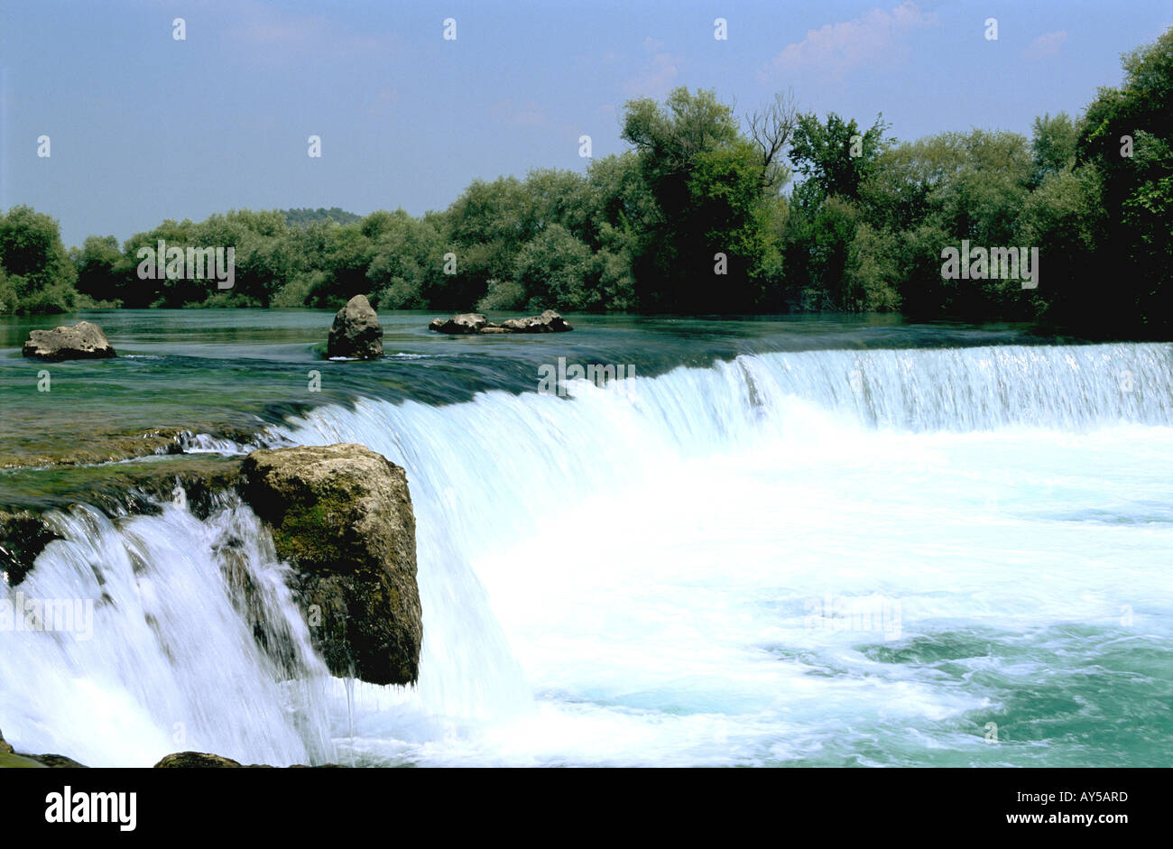 Manavgat Falls in Turkey: photos, how to get there 6