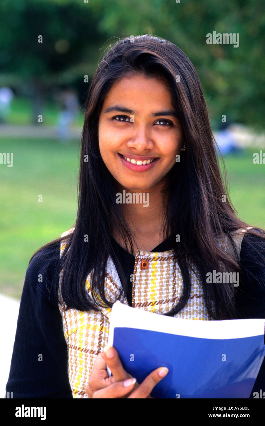 girl college india jeans stock photos & girl college india jeans