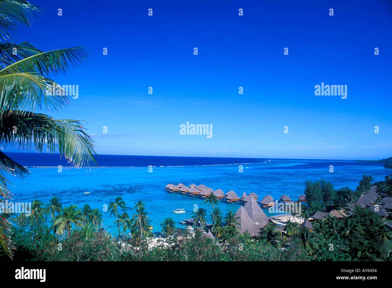 Ariel Of Hotel Sofitel La Ora French Polynesia Moorea Tahiti