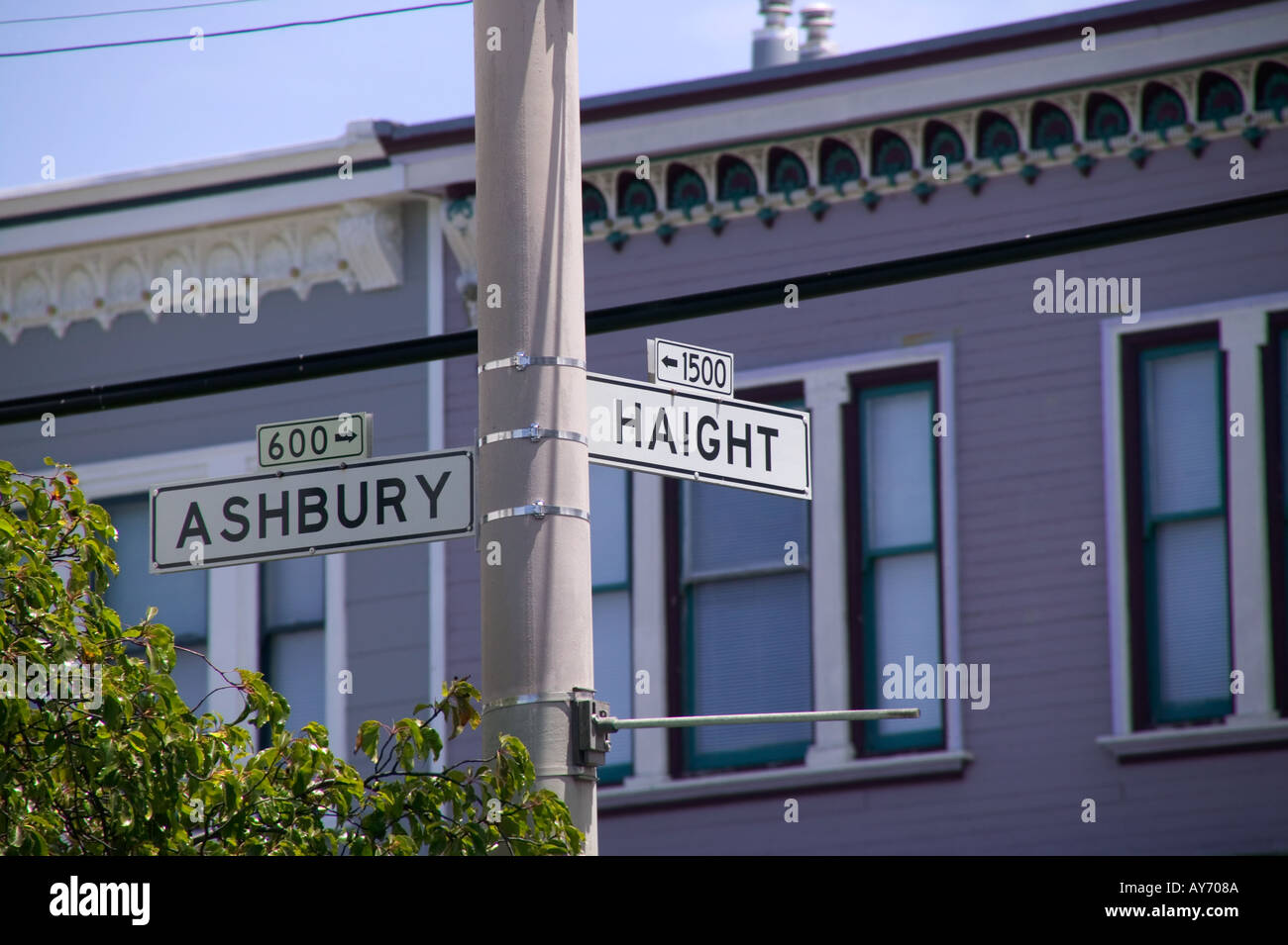 Post street san francisco stock photos post street san francisco haight ashbury san francisco california usa stock image asfbconference2016 Image collections