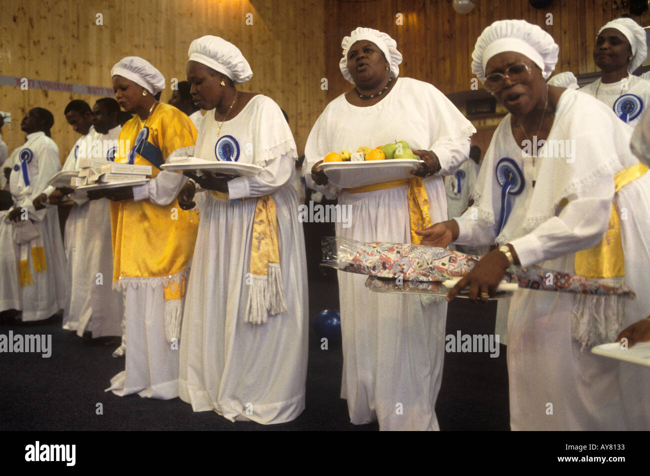 In pictures: The African Christian congregations of London ...