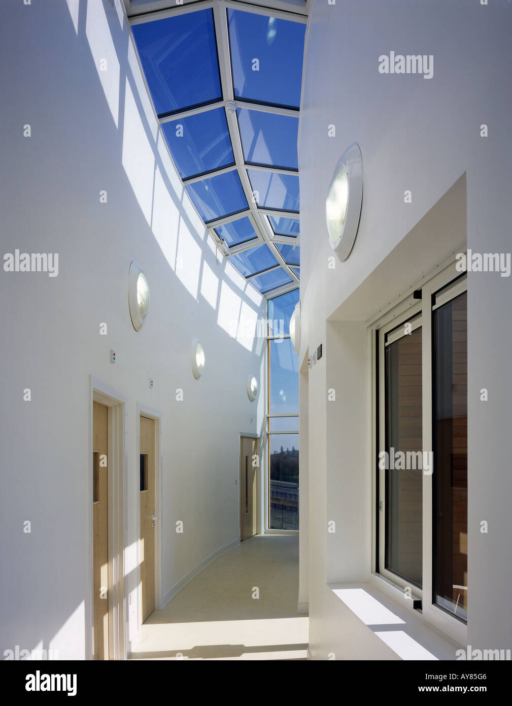 Cahms Children S Mental Health Unit Newham Hospital London Stock Photo Alamy