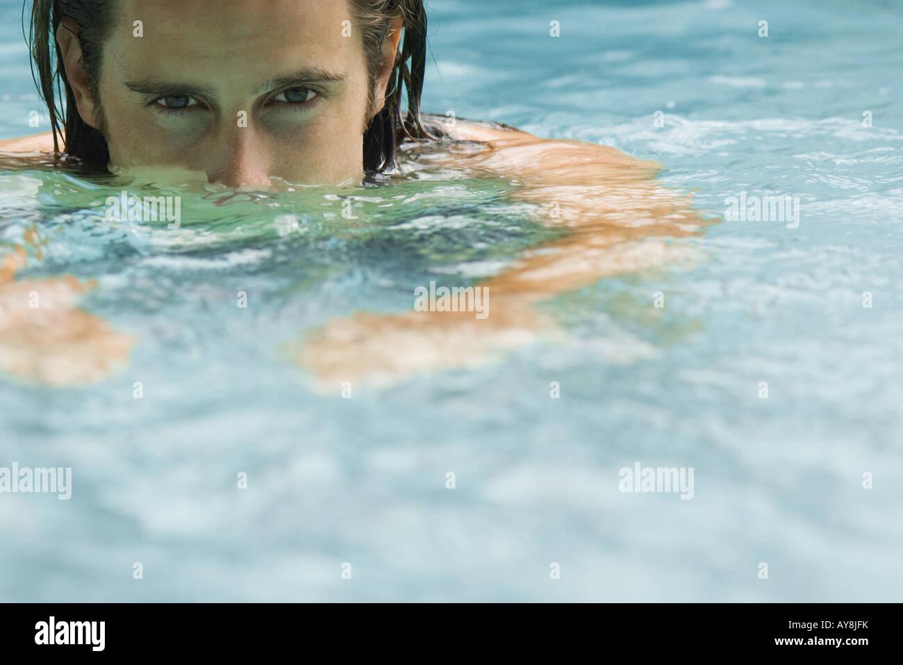 Hidden Camera At Pool