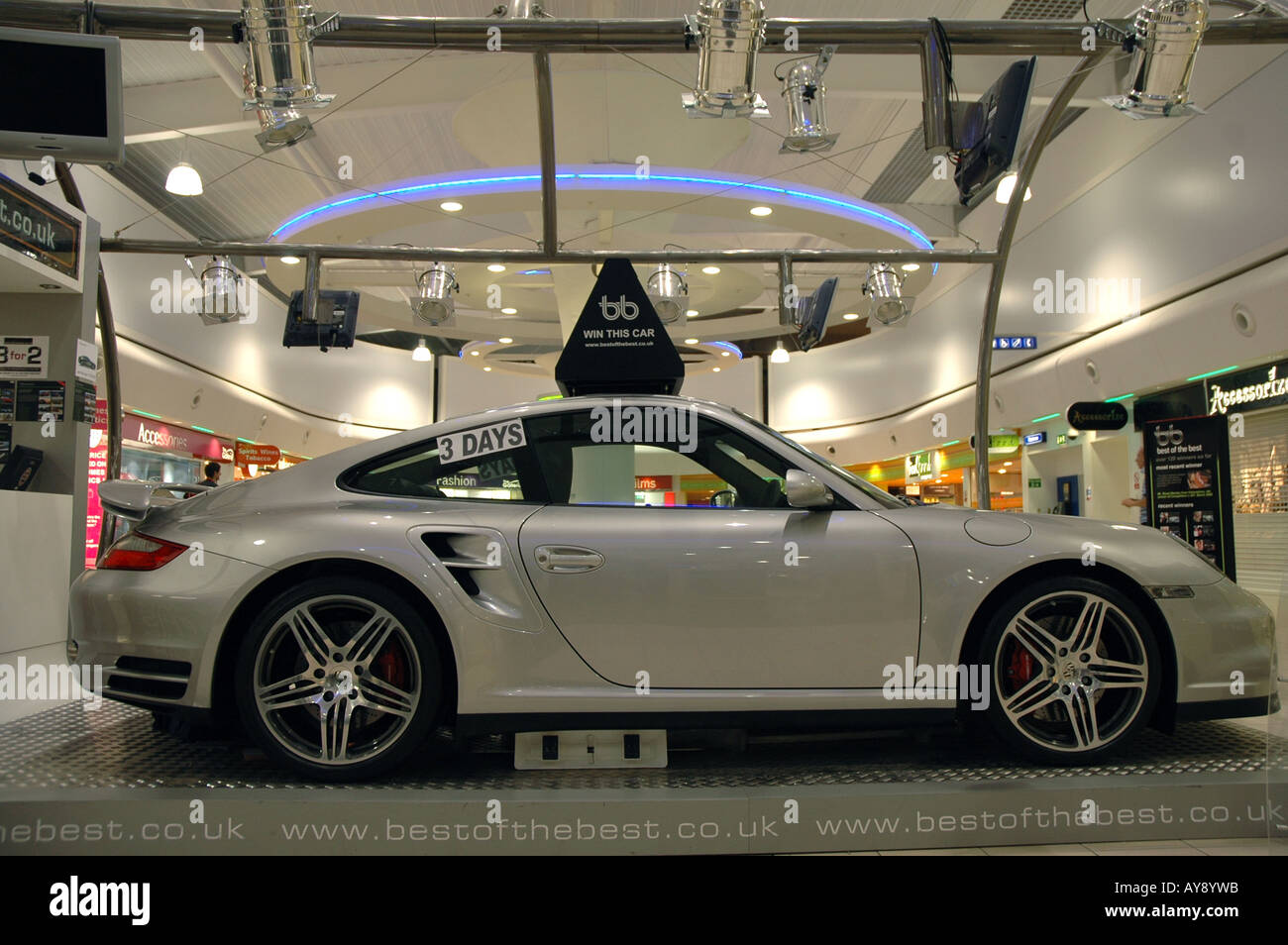 Win A Car: Luton Duty Free Stock Photos & Luton Duty Free Stock