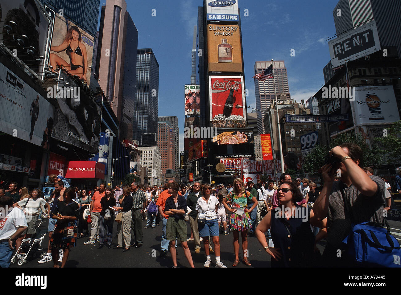 Werbeplakate Stock Photos & Werbeplakate Stock Images - Alamy
