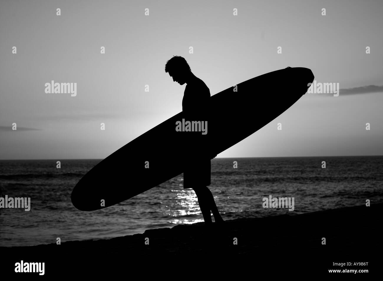 SURFING LIFESTYLE - Stock Image