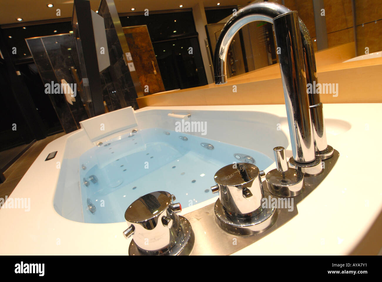 Modern jacuzzi design modern kitchens bathrooms living rooms and
