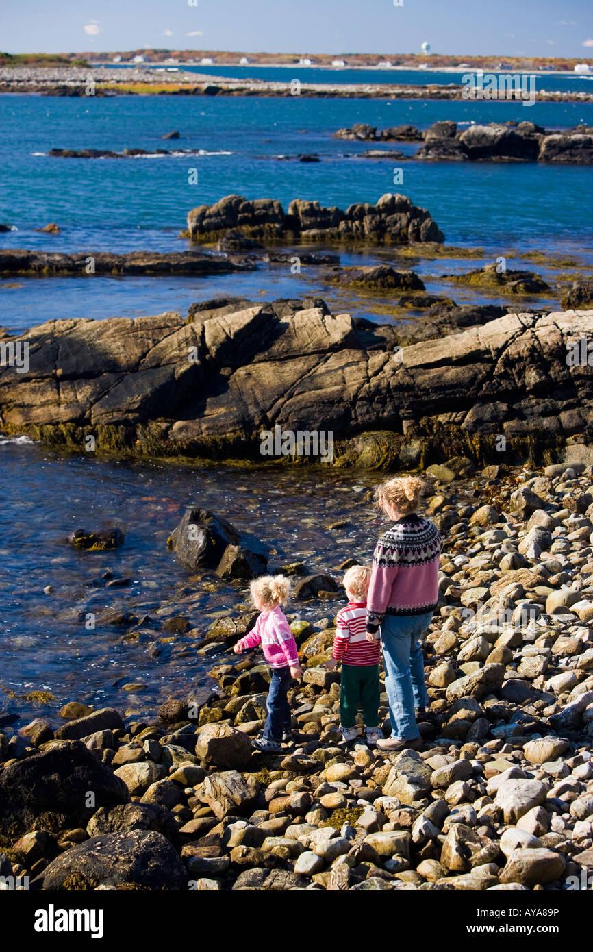 Maine beach girls variant