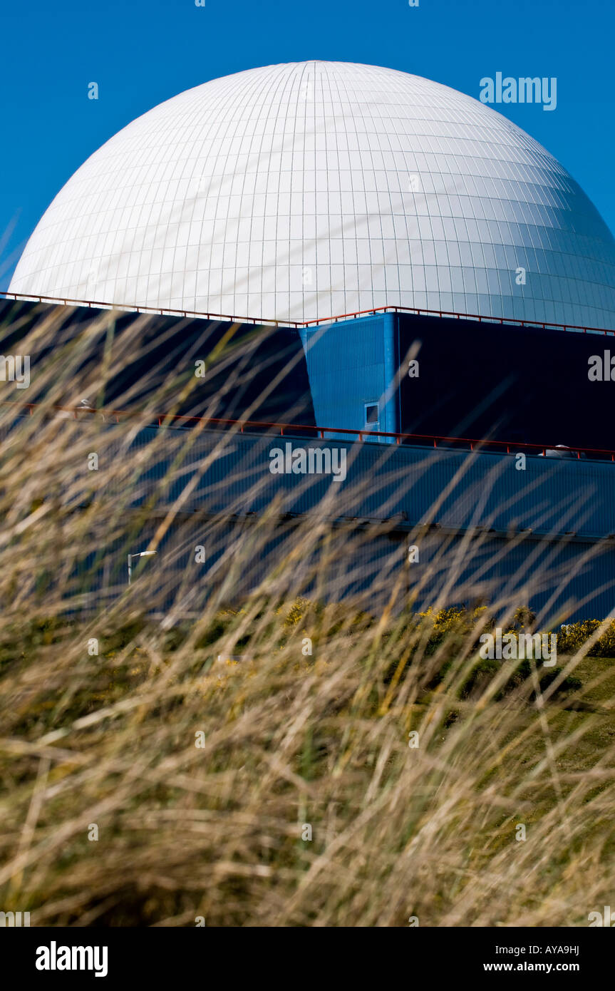 British Energy's Sizewell B Nuclear Power Station - Stock Image