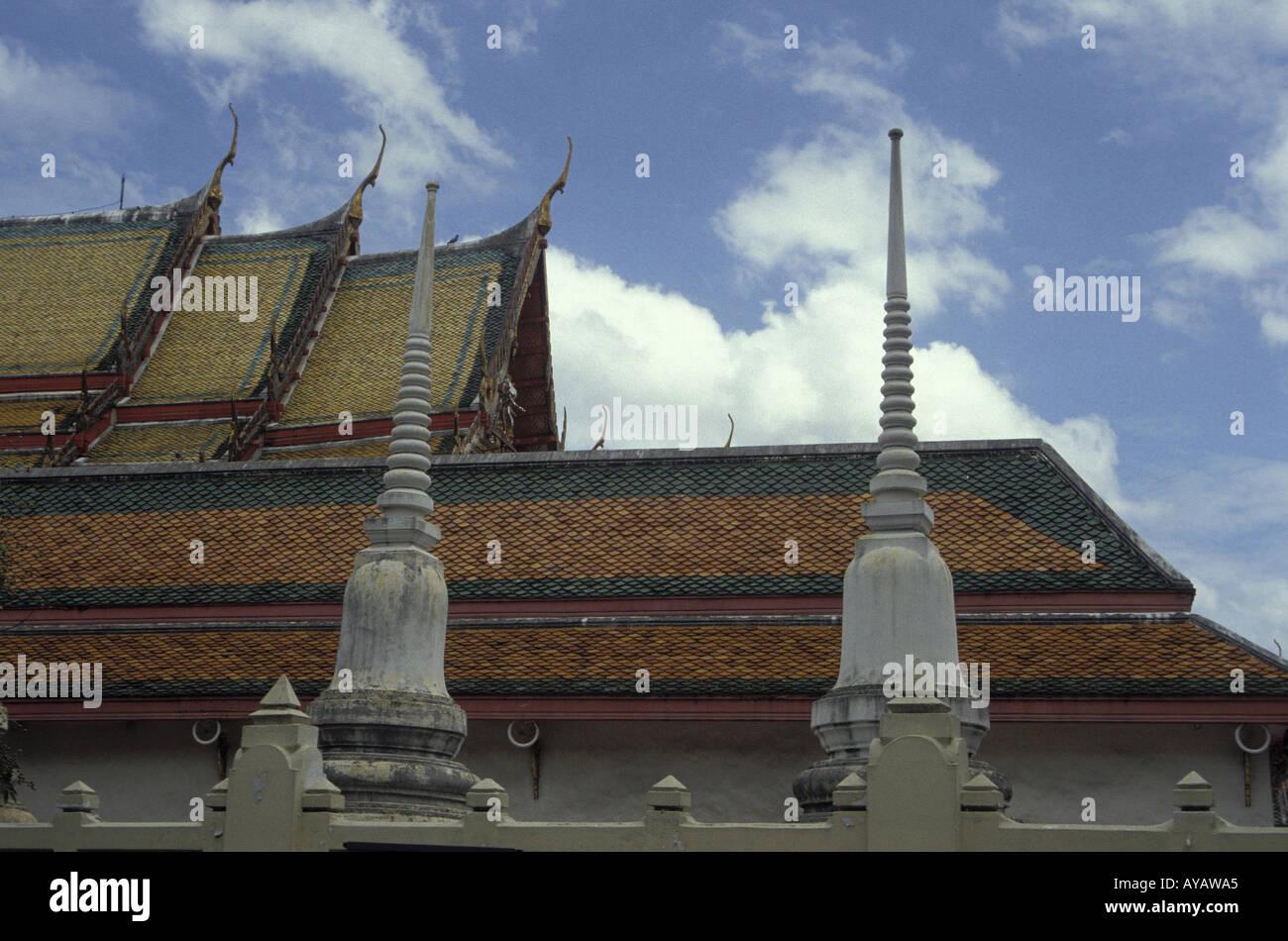 Architektur in Thailand - Stock Image