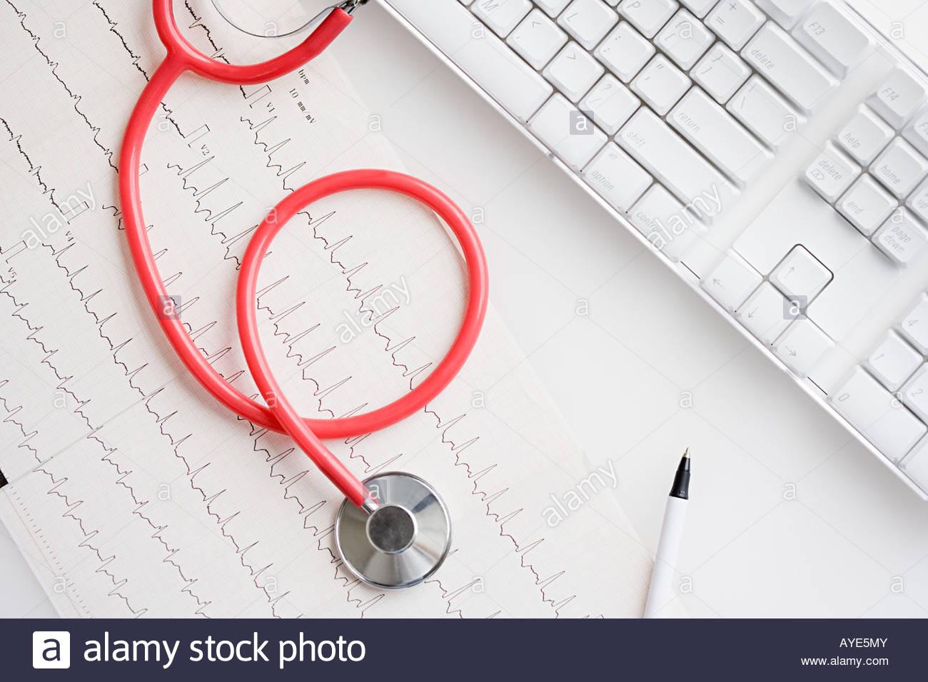 Medical equipment - Stock Image