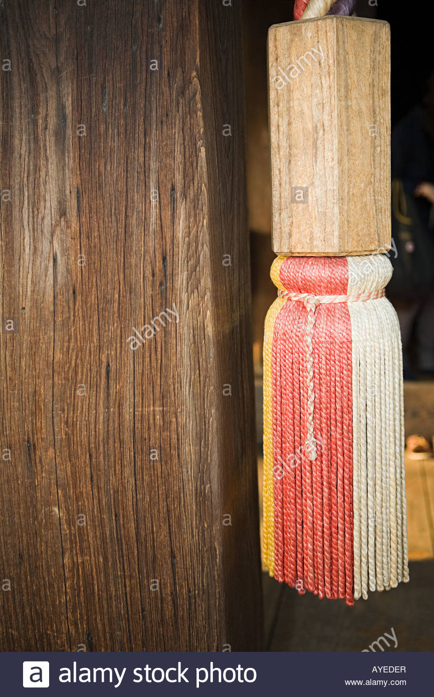 Detail at a temple - Stock Image
