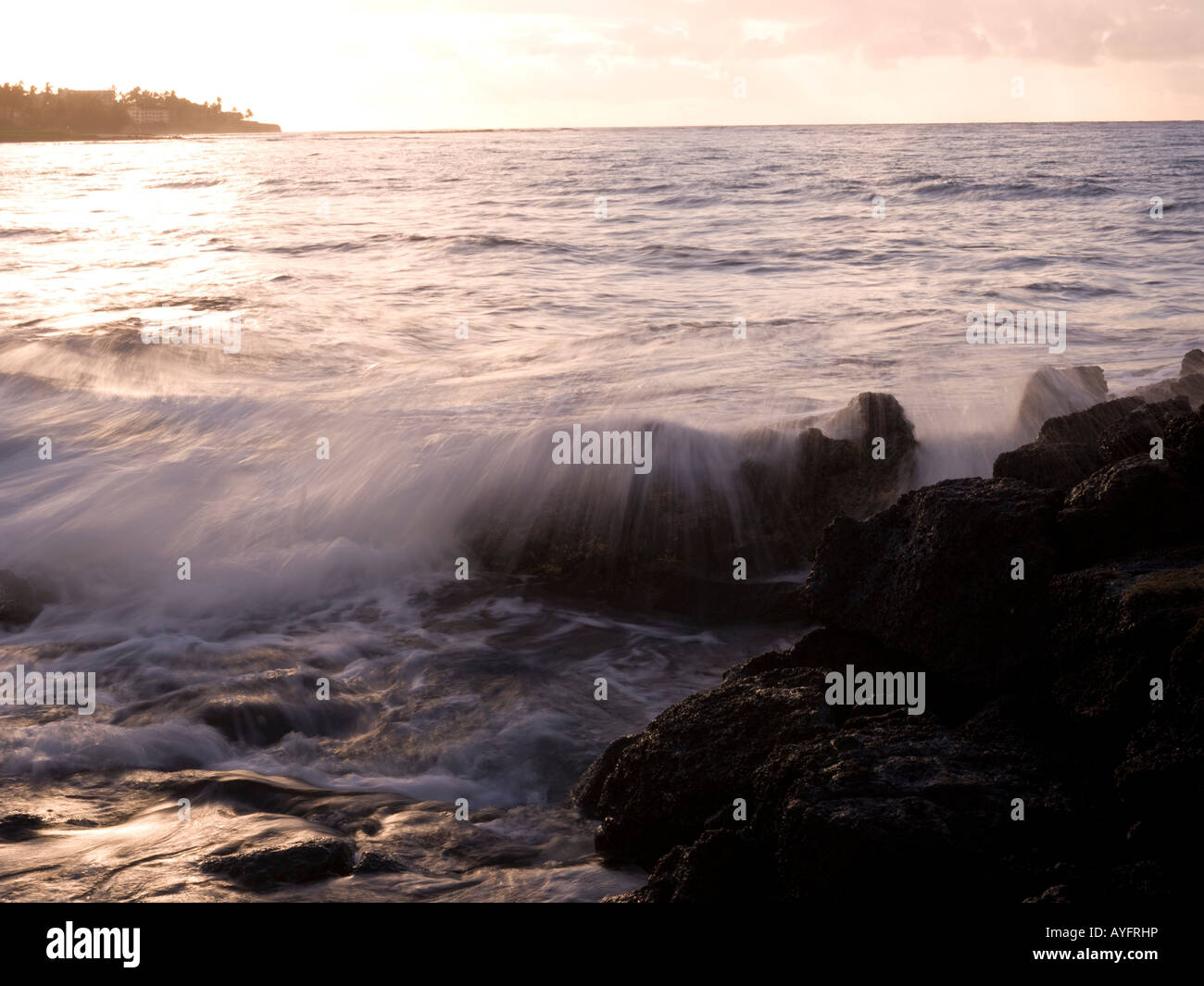 Kauai, Hawaii - Stock Image