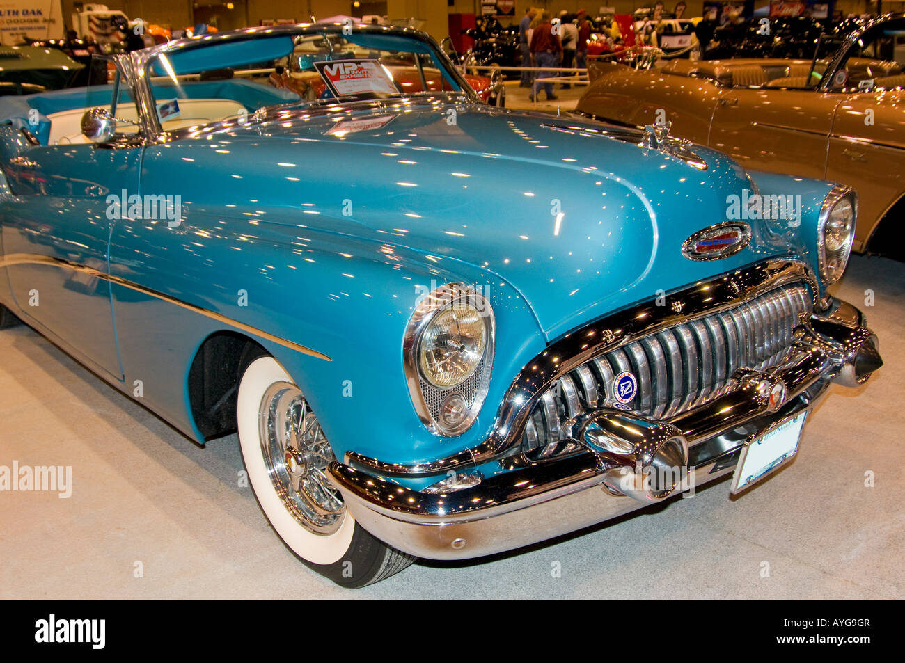 1953 Buick Stock Photos Images Alamy 1951 Skylark Convertible For Sale Image