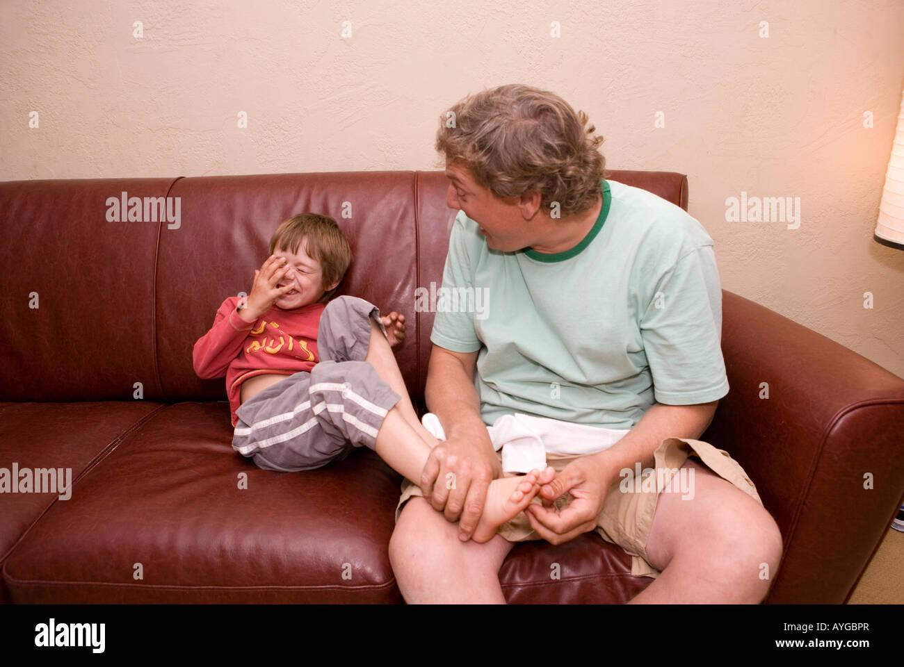 Samus Feet Tickle: Tickle Feet Stock Photos & Tickle Feet Stock Images