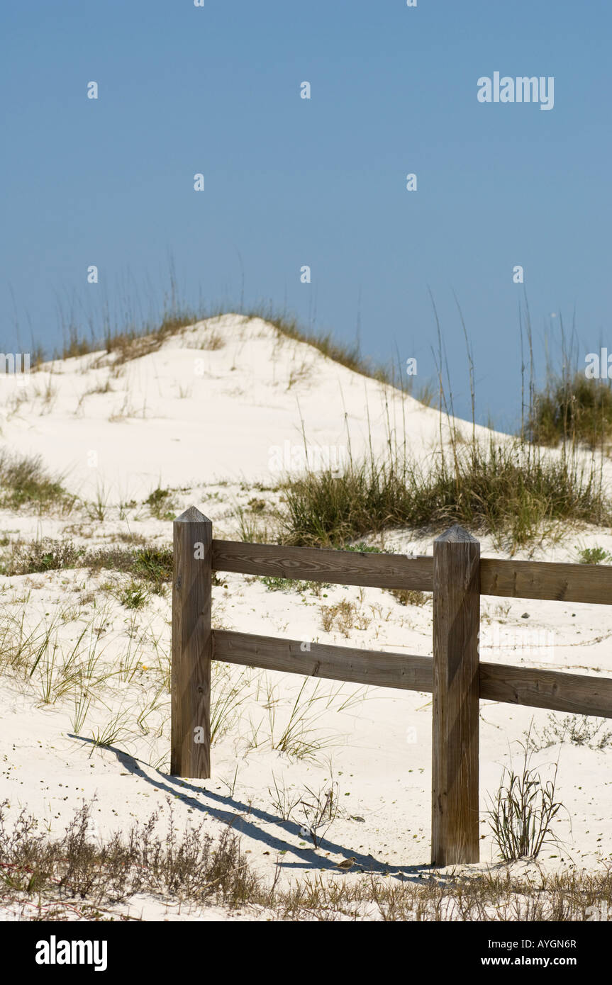 Dr Julian G Bruce St George Island State Park - Stock Image