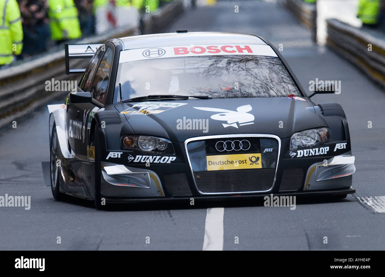 Dtm Presentation On The Streets Of Duesseldorf Germany Markus Stock