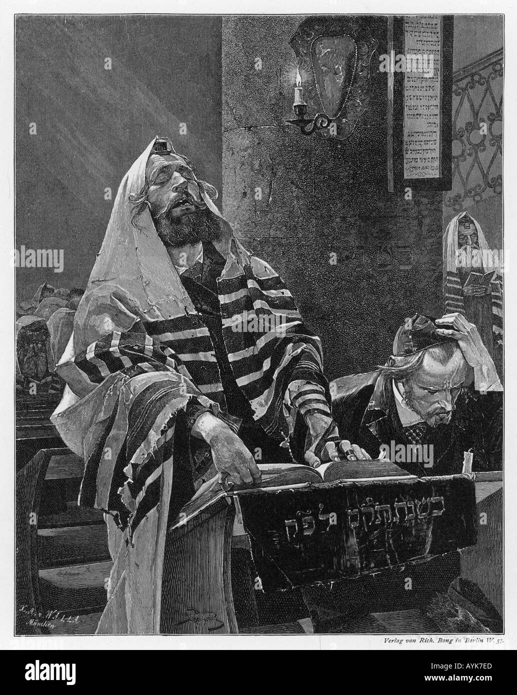 Religion Judaism - Stock Image