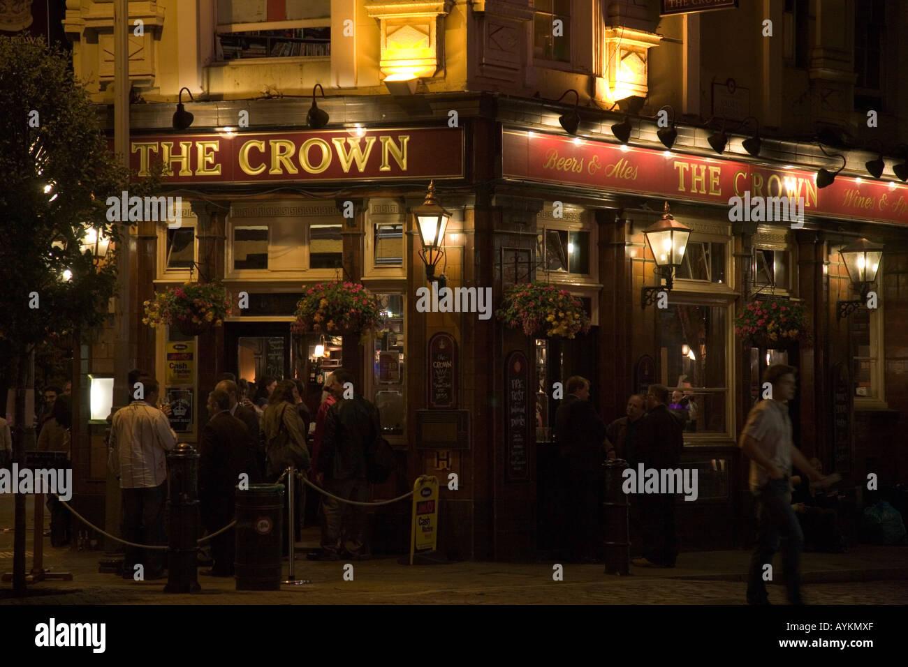Pub In Covent Garden London Stock Photos & Pub In Covent Garden ...