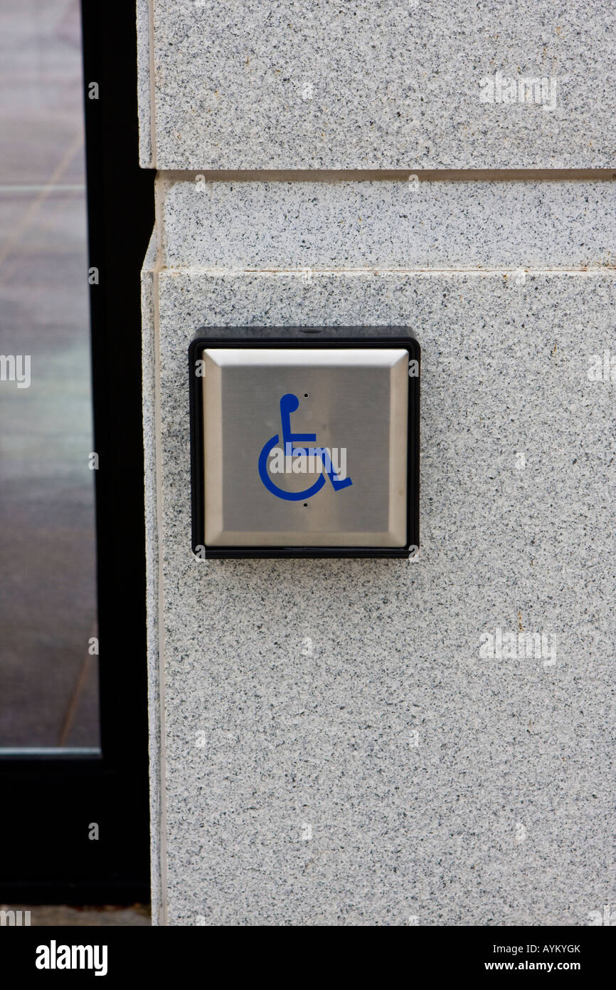 Automatic Door Disabled Access Stock Photos Amp Automatic