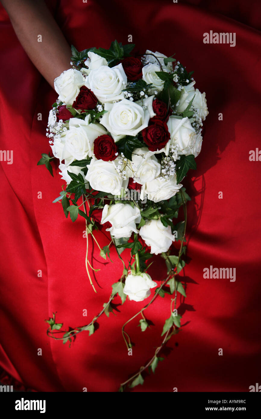 Bridal Bouquet Laying On Red Wedding Dress Stock Photo Alamy,Jcpenney Wedding Dresses Bridal Gowns